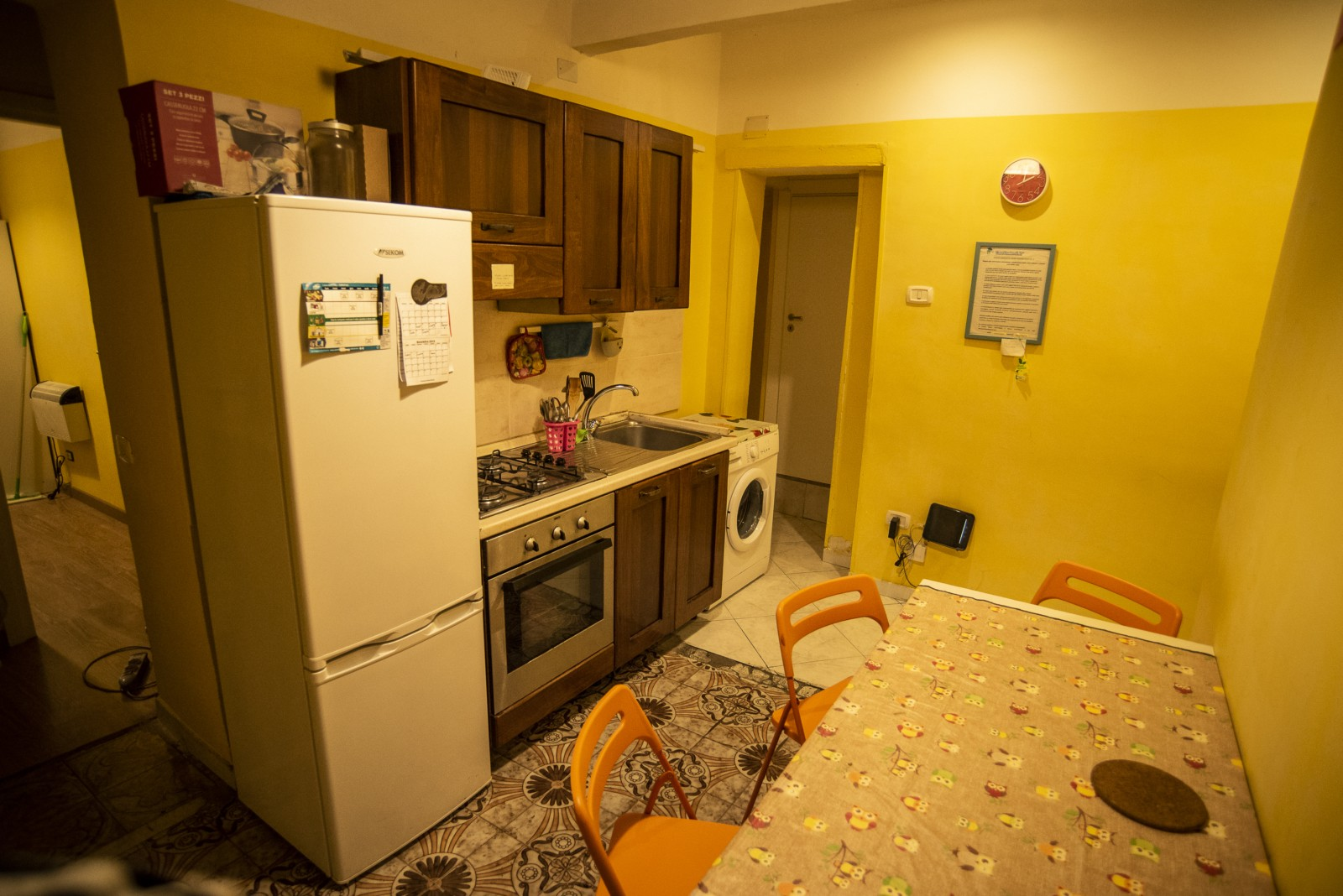 margherita cucina 1